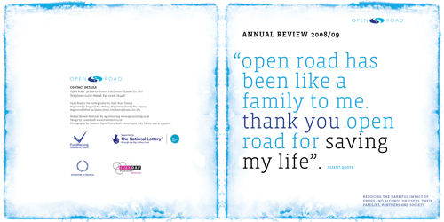 Open Road Annual Review