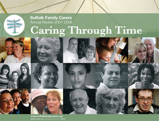Suffolk Family Carers Annual Review